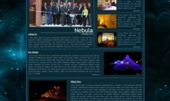 NEBULA - Template for Webbuilder