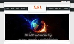 AURA - Template for Webbuilder