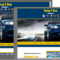 Easy 2 Use Responsive Parallax template for Webbuilder 11x