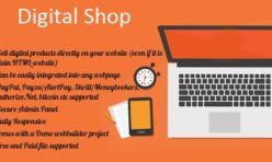 Digital Shop Extension for WYSIWYG Webbuilder